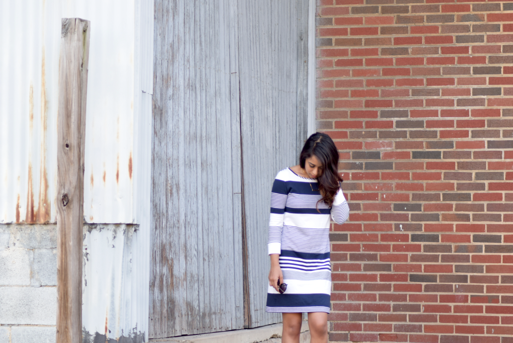 T-Shirt Dresses | What I Wore