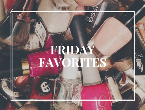 Fall Nail Polish - Friday Favorites