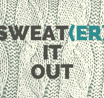 Sweat(er) it out- Friday Favorites
