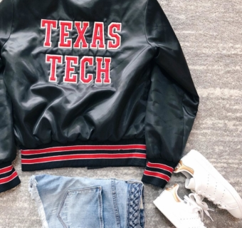 Bringing Back the Starter Jacket – What I Wore